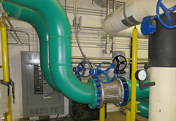Starr Mechancial Inc Chilled Water Piping Services